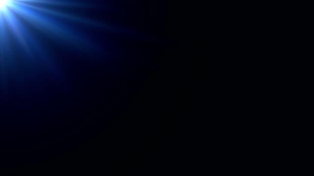 4k抽象的な光の背景 - 光 ライン点の映像素材/bロール