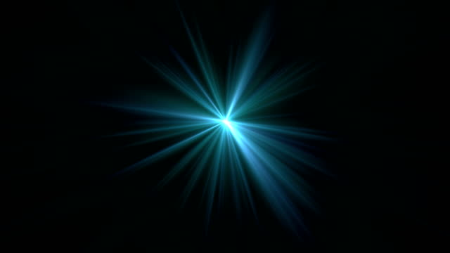 4k抽象光の背景 - 光 ライン点の映像素材/bロール
