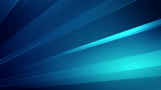 4k abstract minimalistic background (blue) - loop - geometric shape stock videos & royalty-free footage