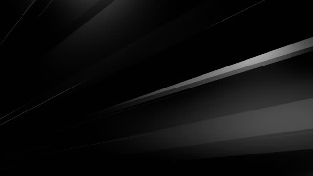 4k Abstract Minimalistic Background (Black / Dark Gray) - Loop