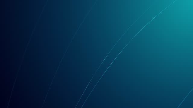 4k- abstract motion background with  curved wavy lines  loopable - blue - design element stock videos & royalty-free footage