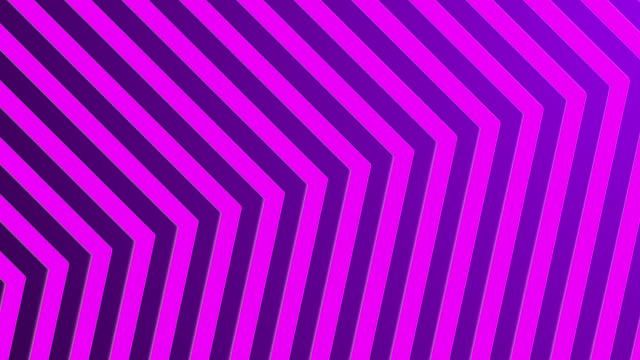 4k abstract neon magenta light arrow direction on purple blackgroud - neon stock videos & royalty-free footage