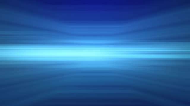 4k blue streaks light animation background seamless loop - blue stock videos & royalty-free footage
