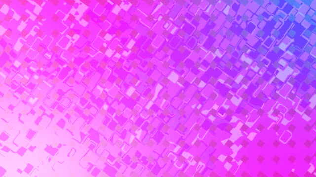 4k Colorful Grid Mosaic Background
