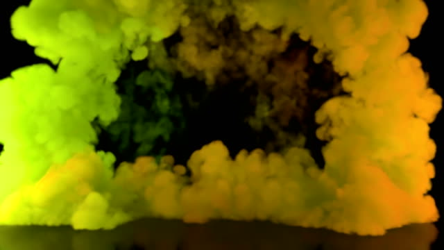 4k colorful smoke for product and text title background_ stock video - ignition stock videos & royalty-free footage