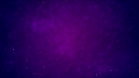 4k defocused abstract particles background (purple) - loop stock video - purple stock videos & royalty-free footage