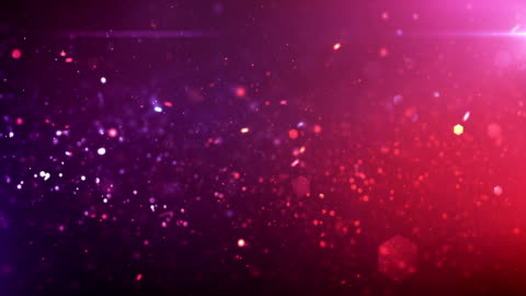 4k defocused particles background (pink / purple) - loop - abstract backgrounds stock videos & royalty-free footage