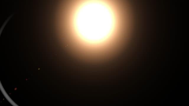vídeos y material grabado en eventos de stock de 4k lente digital flare, transición de la luz, destello de la lente, fugas de luz, resumen superposiciones de fondo. - luz brillante