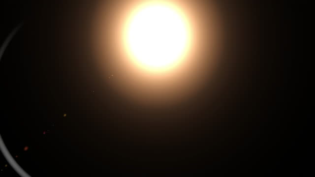 4k Digital lens Flare ,Light transition, lens flare, light leaks , Abstract overlays background.