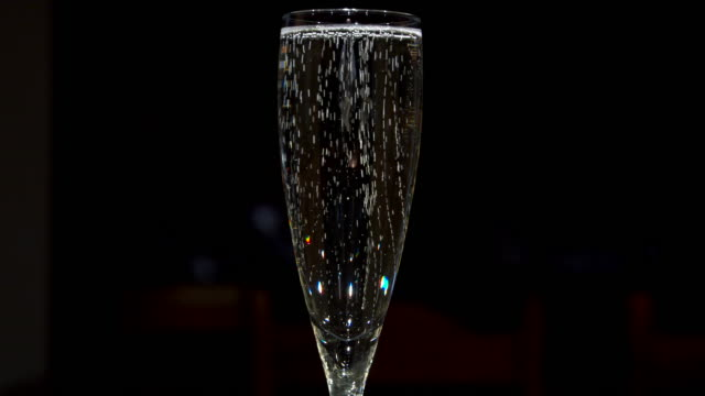 4k drink pouring - champagne flute stock videos and b-roll footage