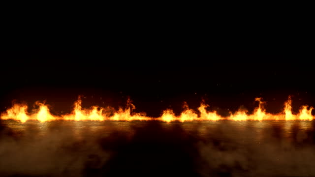 4k fire background. stock footage - eternity stock videos & royalty-free footage
