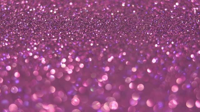 4k Glitter element and focus technique.