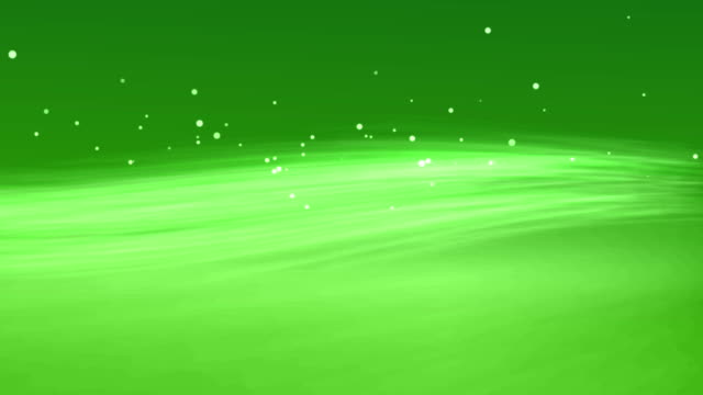 4k Green Streaks Light Abstract Animation Background Seamless Loop