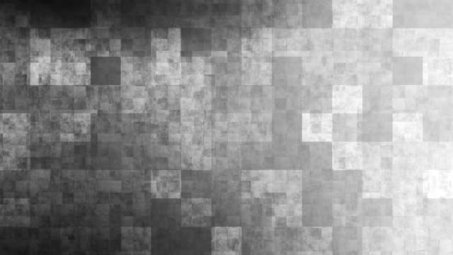 4k grid mosaic background - mosaic stock videos & royalty-free footage