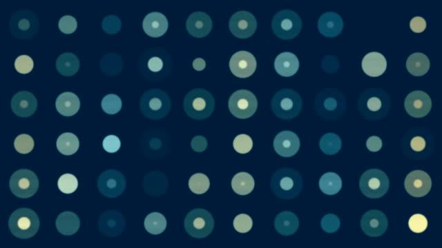 4k Light Circles-Infinite Loop