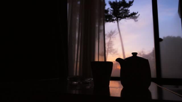 4k: Morning tea.