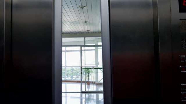 4k: Opening Elevator Doors