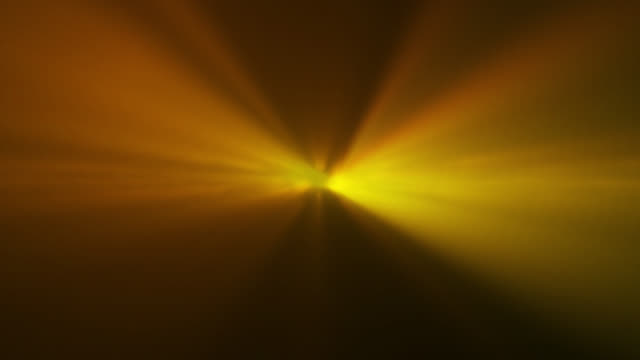 vidéos et rushes de 4k orange contexte de projecteur de laser abstrait d'orange - orange couleur