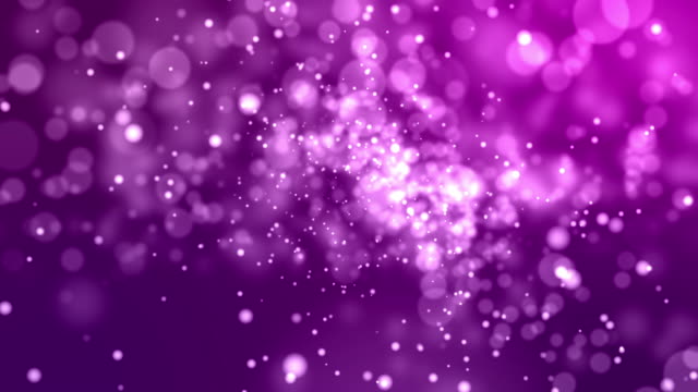 4k Pink Abstract of Bright and sparkling bokeh background