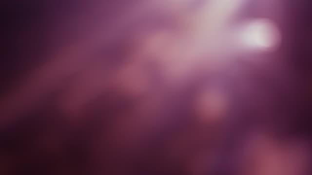 vidéos et rushes de 4k fond de lumière abstrait e abstrait de bokeh rose - douceur