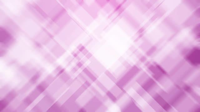 4kピンクのマゼンタ広場は、抽象的なコンサートの背景をぼかしました - ピンク色点の映像素材/bロール