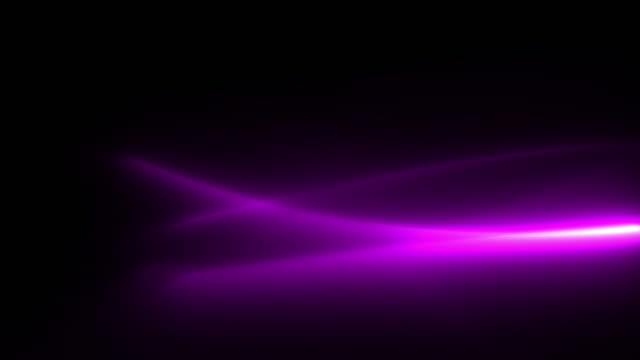 4 k Pink Wave Übergang