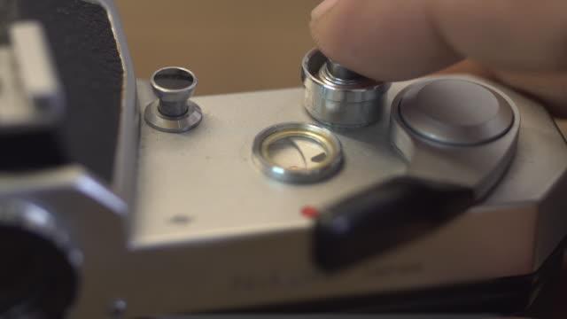 4k Press the shutter SLR camera