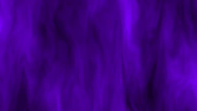 vidéos et rushes de 4k purple water vague abstraite motion background.loopable stock vidéo - mèche colorée