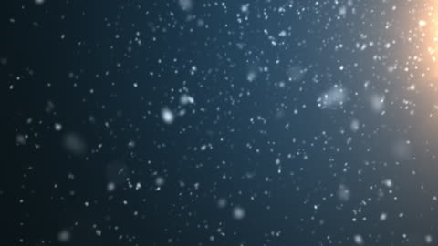 4k resolution particle abstract background of snowfall - vacations stock videos & royalty-free footage