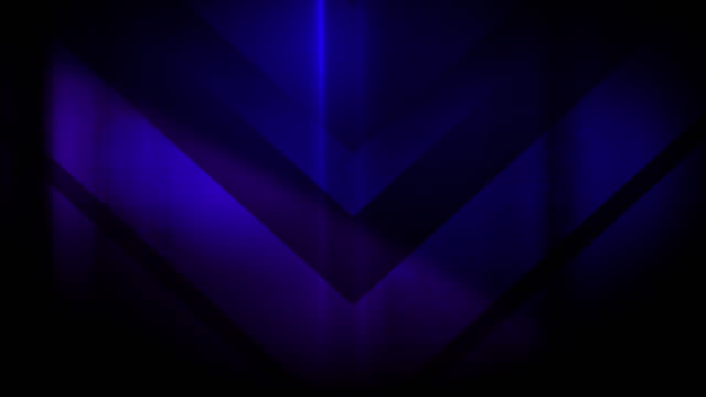 4k seamless, sparse pattern of high contrasted bizarre and grungy, sparse dark purple arrow shape pointing down endless tunnel background video - music style stock videos and b-roll footage