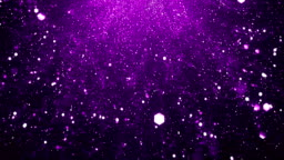 4k Shiny Particle Background (Purple, Vertical) - Loop