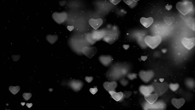 45 Black And White Heart Wallpaper Videos And Hd Footage Getty Images