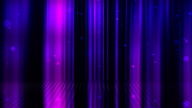4k stage abstract background. seamless loop - stock video stock video - stage performance space stock videos & royalty-free footage