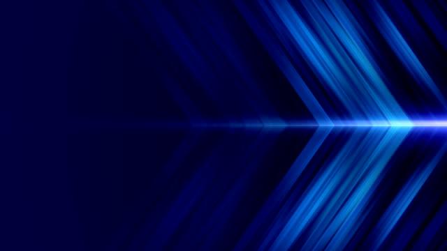 4k 舞臺燈光抽象背景 - 無縫迴圈 - arrow symbol 個影片檔及 b 捲影像