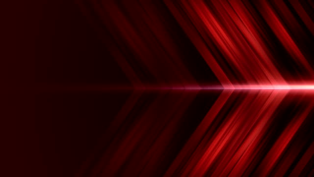 4k stage light abstract background - seamless loop - red stock videos & royalty-free footage