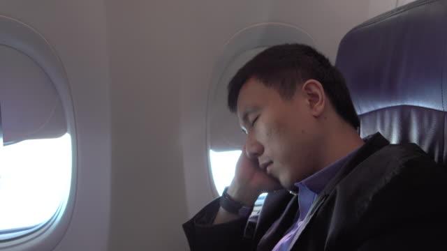 4k: Take a nap on airplane