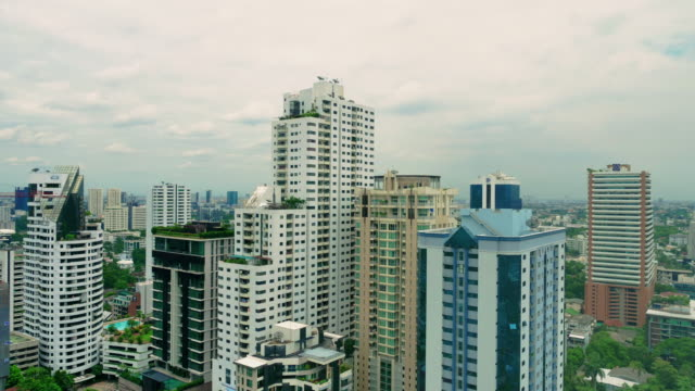 4k Timelapse of Bangkok, Thailand.