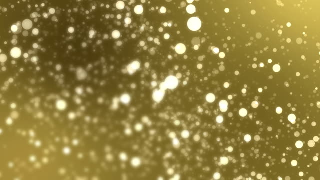 4k yellow bokeh abstract light backgrounds - softness stock videos & royalty-free footage
