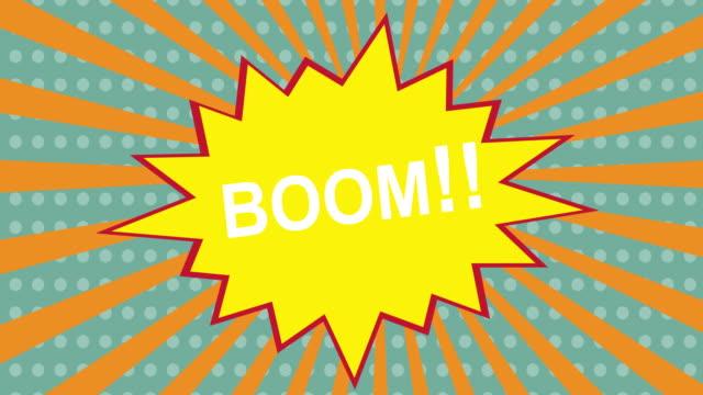 4k:Boom Effect,video animation