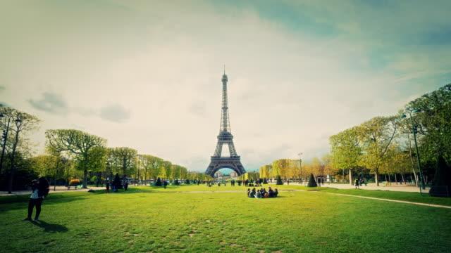 4K:Eiffel Tower