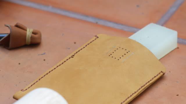 4K:Handmade wallet workshop