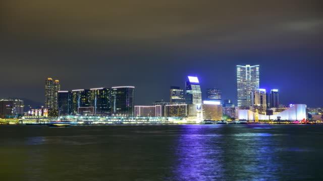 4k.hong kong island. - hong kong island stock videos & royalty-free footage