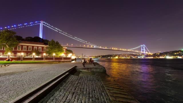 4 K: istanbul, Türkei Zeitraffer ****