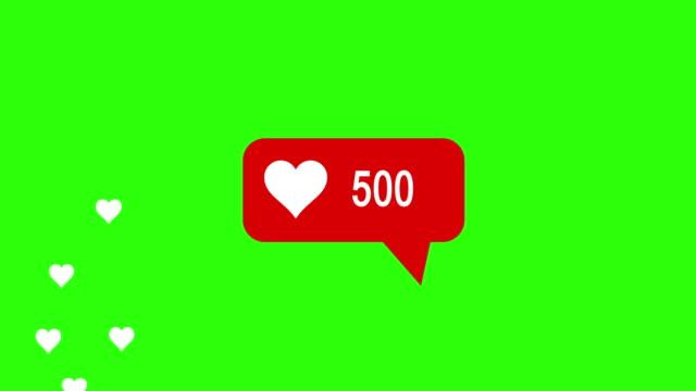 4K:Random number of likes