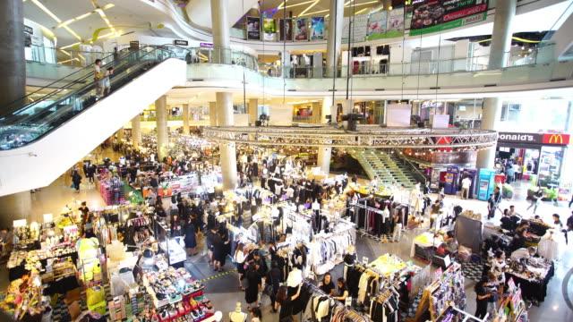 4 K: 人々 のショッピング