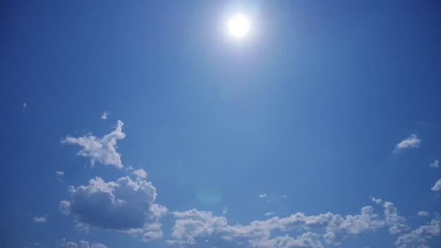 """vídeos de stock, filmes e b-roll de 4 k: céu com nuvem de sol """" - espiritualidade"""