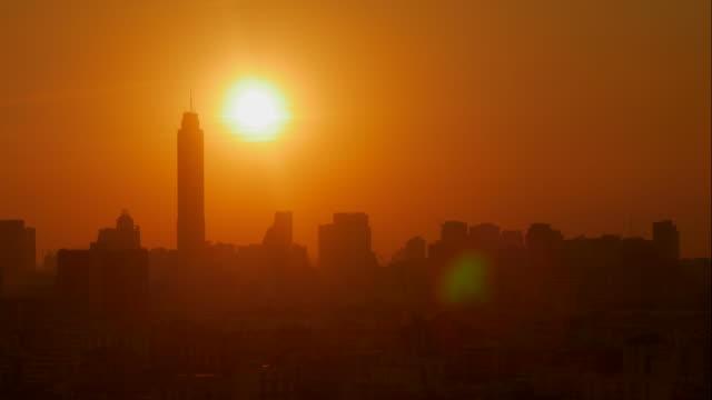 4k:sunrise down at bangkok thailand - dusk stock videos & royalty-free footage