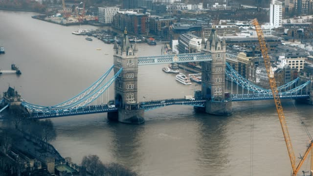 4K:Tower Bridge, London