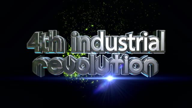 4th industrial revolution - industrial revolution stock videos & royalty-free footage