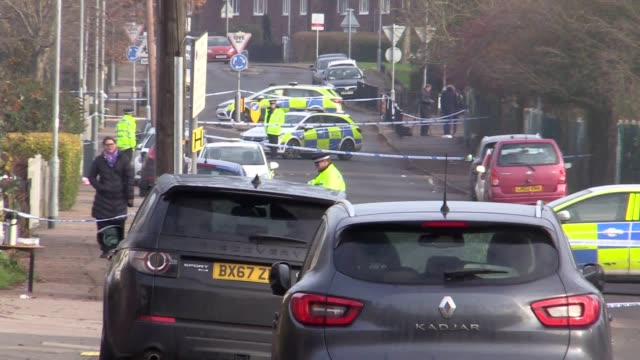 "a 51yearold man has been arrested on suspicion of murder after a 12yearold boy was killed in a ""deliberate"" hitandrun crash outside an essex school... - car stock videos & royalty-free footage"